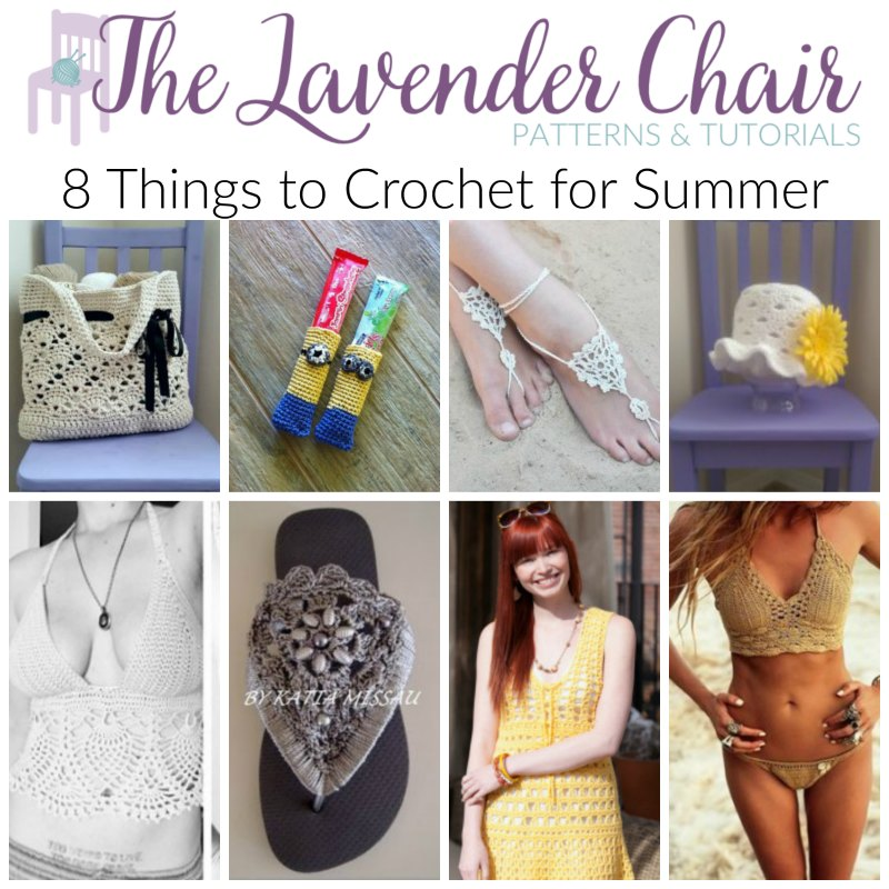 8 Things To Crochet For Summer