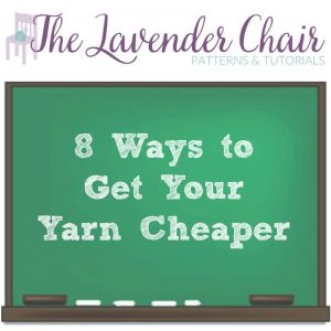 8 Great Ways To Get Your Yarn For Cheap