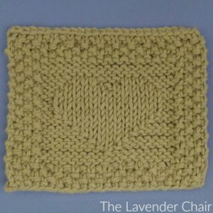 Heart Hot Pad Knitting Pattern