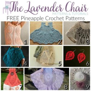 FREE Pineapple Crochet Patterns