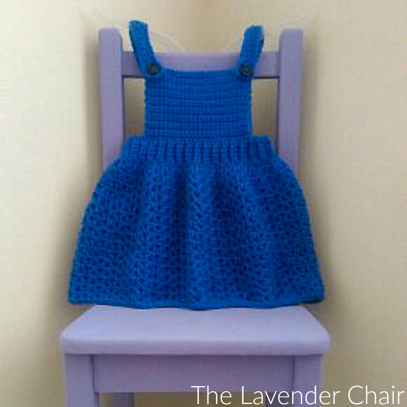 Overall Dress Crochet Pattern