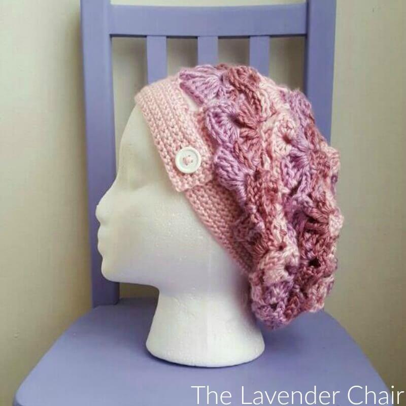 Sally's Slouchy Beanie Crochet Pattern