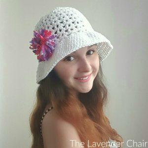 Valerie's Summer Sun Hat (Adult) Crochet Pattern