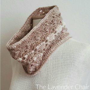 Vintage Cowl Crochet Pattern