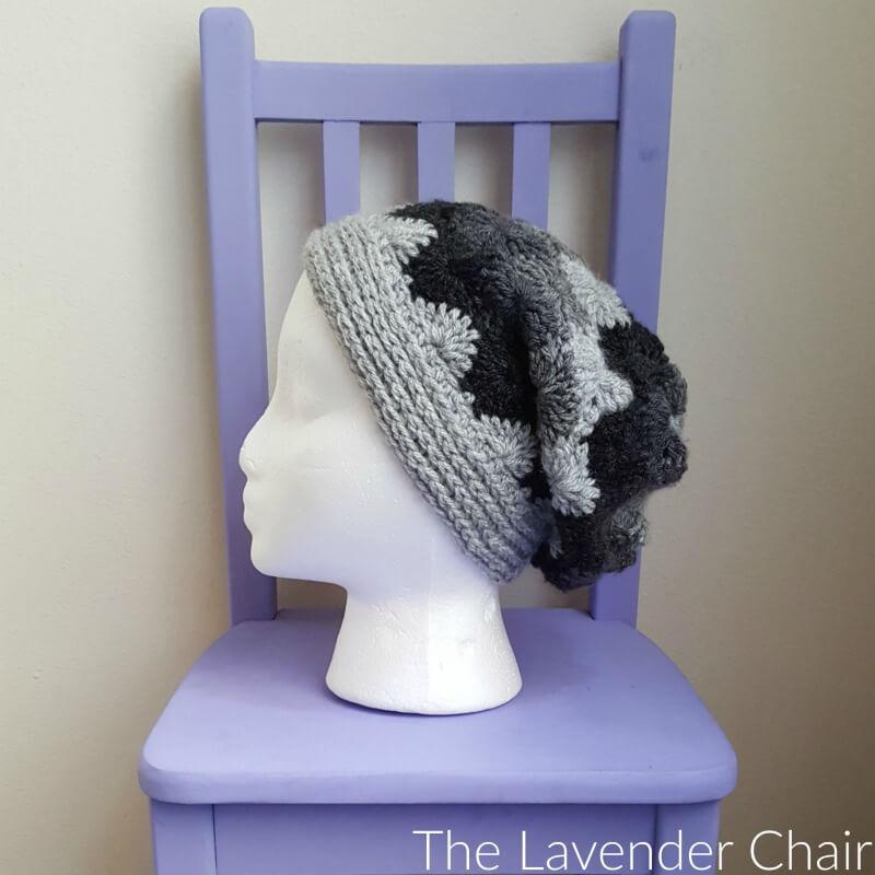 Josephine's Slouchy Beanie Crochet Pattern