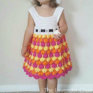 Quiver Fans Dress Crochet Pattern
