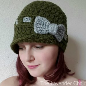 Candace's Cluster Cloche Crochet Pattern