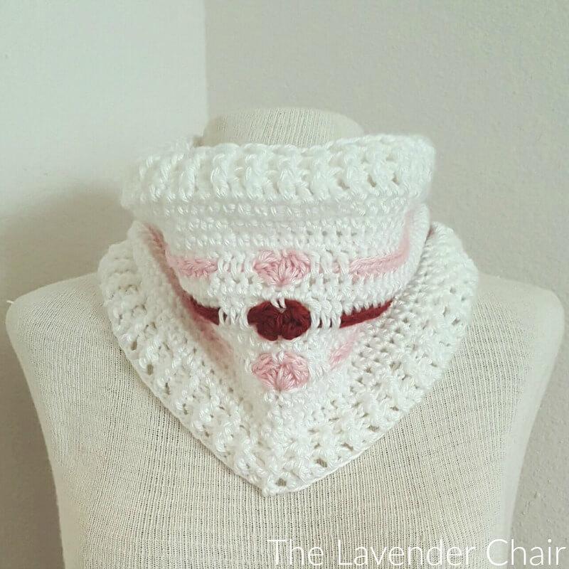 Love Me Tender Cowl Crochet Pattern