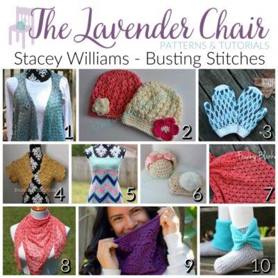Stacey Williams – Busting Stitches Designer Round Up