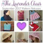 September 2017 Pattern Releases