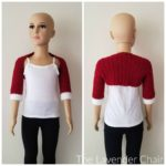 Mrs. Claus' Bolero Crochet Pattern