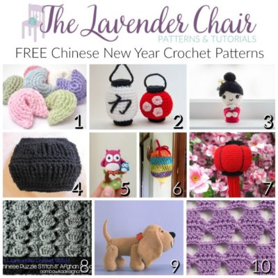 FREE Chinese New Year Crochet Patterns