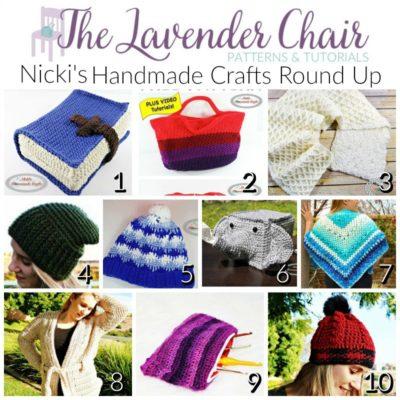 Nicole Riley – Nicki's Homemade Crafts Round Up
