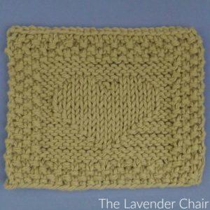 Heart Hot Pad Knitting Pattern