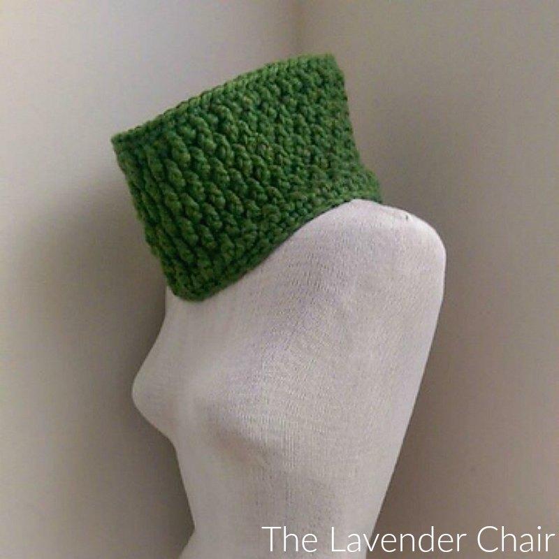 Brickwork Cowl Crochet Pattern