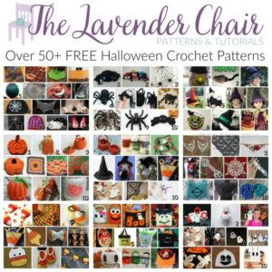Over 50 FREE Halloween Crochet Patterns