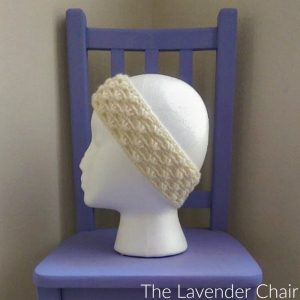 Lazy Daisy Headband Crochet Pattern