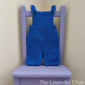 Overall Crochet Pattern