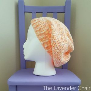 0be0db988f3 Simply Slouchy Beanie (Adult) Crochet Pattern - The Lavender Chair
