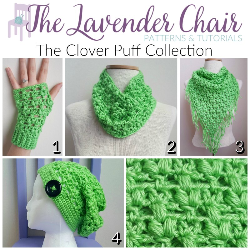 The Clover Puff Collection