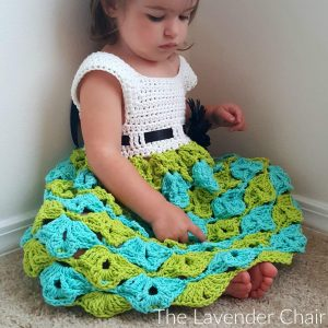 Sally's Summer Sundress – Crochet Pattern