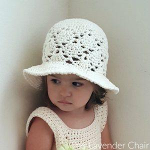Vintage Sun Hat Infant