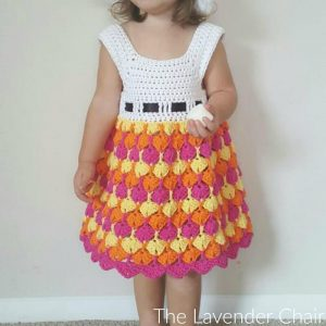 Quiver Fans Dress Crochet Pattern