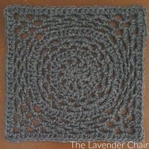 Ring Around the Rosie Square Crochet Pattern