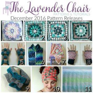 December 2016 Pattern Releases
