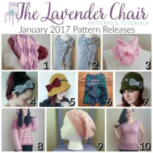 January 2017 Pattern Releases