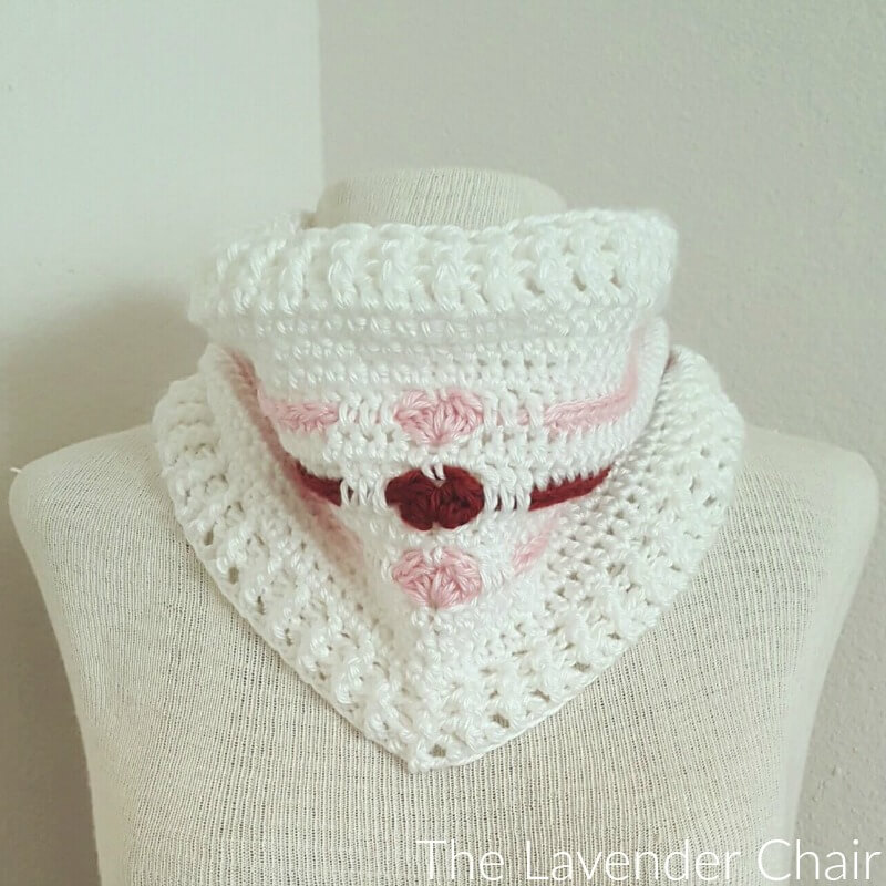Love Me Tender Cowl Crochet Pattern