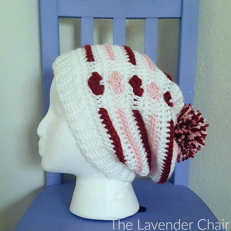 Love Me Tender Slouchy Beanie Crochet Pattern