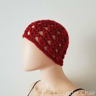 Climbing Shells Beanie Crochet Pattern