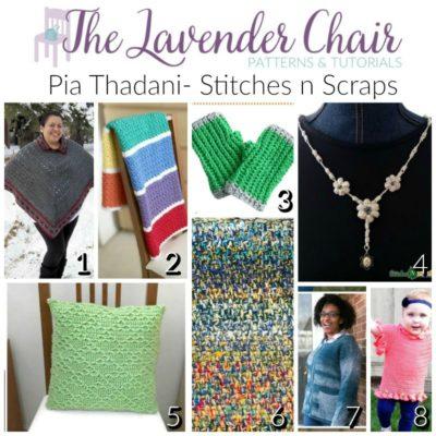 Pia Thadani – Stitches n Scraps Designer Round Up