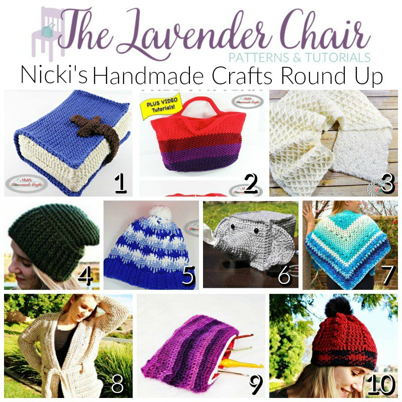 Nicole Riley – Nicki's Homemade Crafts Round Up