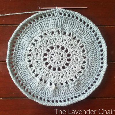 Wagon Wheel Circular Vest CAL Part 1