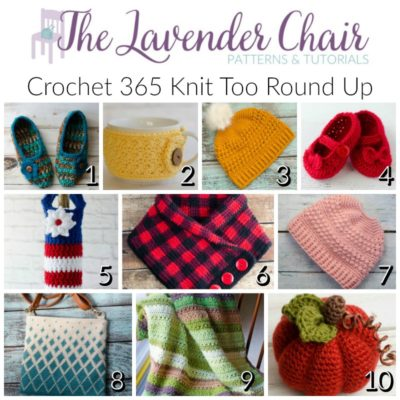 Crochet 365 Knit Too Round Up
