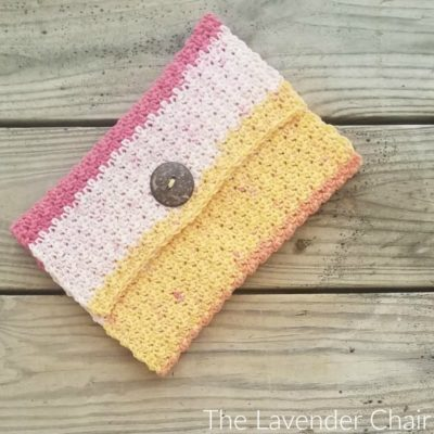 Simple Clutch Crochet Pattern
