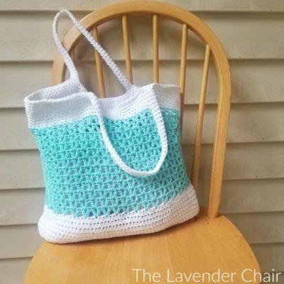 Valerie's Market Tote Crochet Pattern
