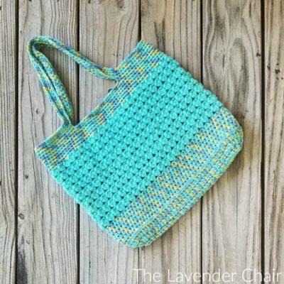 Clarissa Market Tote Crochet Pattern