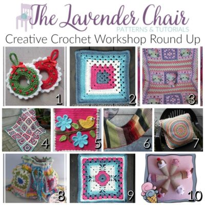 Creative Crochet Workshop Round Up