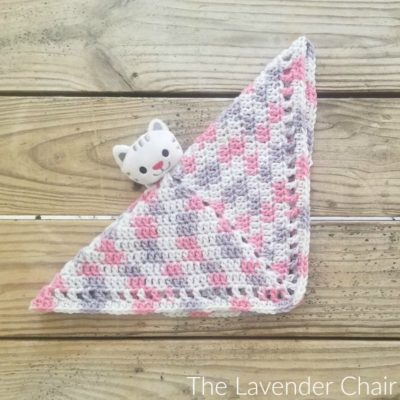 Toppers Security Blanket Crochet Pattern