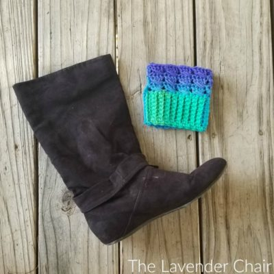 Matilda Boot Cuffs Crochet Pattern The Lavender Chair