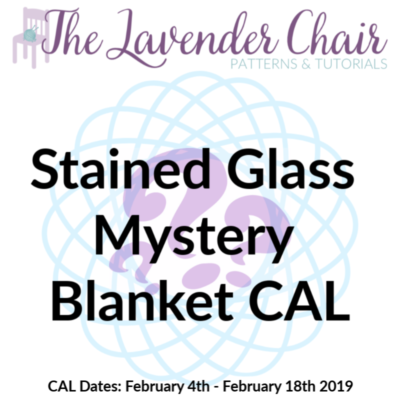 Stained Glass Blanket CAL