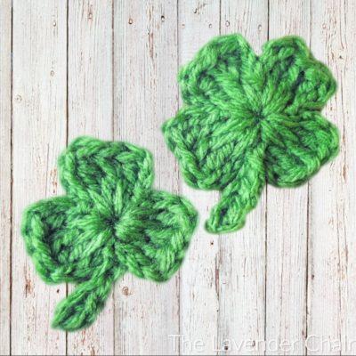 Clover Crochet Pattern